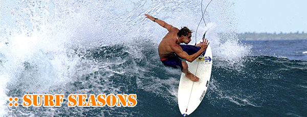Surf Seasons Maldives Surf Surfing Guide