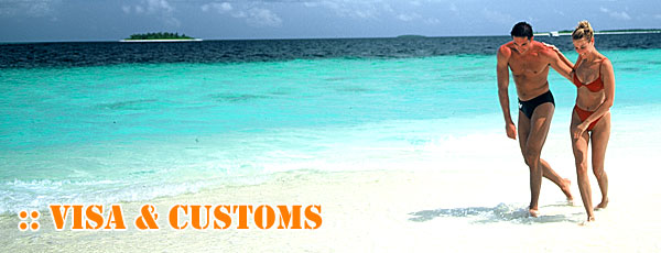 Visa & Customs Maldives Surf Surfing Guide